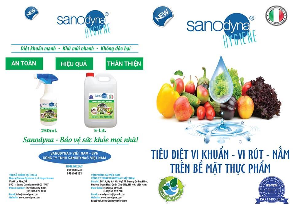 An toàn vệ sinh thực phẩm