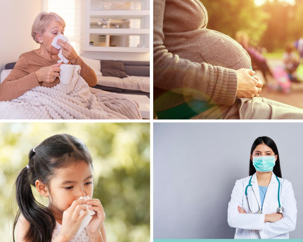 Người có nguy cơ dễ mắc bệnh cúm mùa